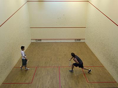 International Sqash Court