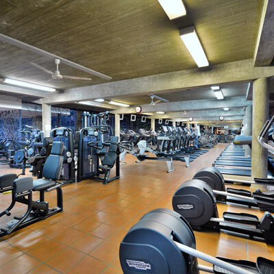 Kabira Country Club -GYM