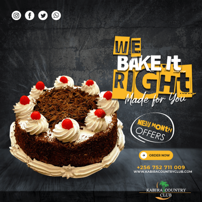 Special Cake offers - Think of it, Let's make it
