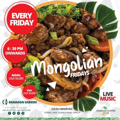 Mongolian-friday-kabira-country-club